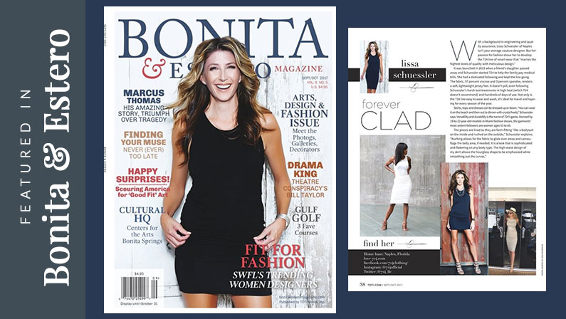 724 Featured in Bonita & Estero Magazine